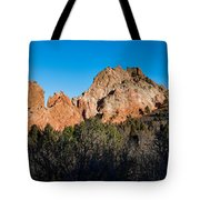 Garden Of The Gods Formation Tote Bag