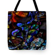Garden Of The Unconscious Tote Bag