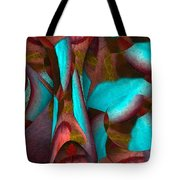 Garden Of Trees Tote Bag