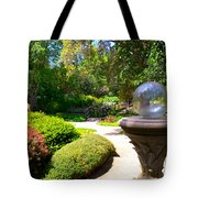 Garden Of Wishes Tote Bag