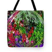 Garden Orb Tote Bag