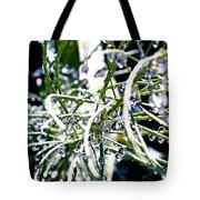Garden Orbs Tote Bag