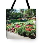 Garden Park Tote Bag