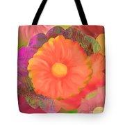 Garden Party IIi Tote Bag