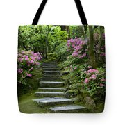 Garden Pathway Tote Bag