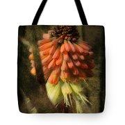 Garden Poker Flower Tote Bag