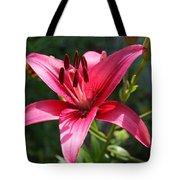 Garden Queen Tote Bag