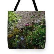 Garden Sanctuary Tote Bag