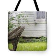 Garden Seat Tote Bag