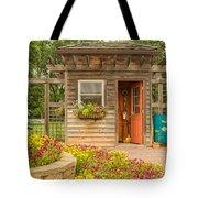 Garden Shed Tote Bag