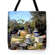 Garden Shoppe 2 At Windmill Farms Tote Bag