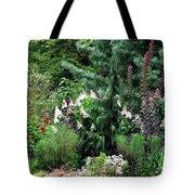 Garden Spread Tote Bag