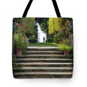 Garden Steps Tote Bag