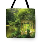 Garden - The Temple Of Love Tote Bag