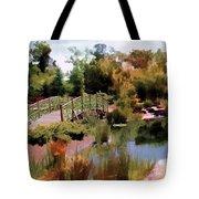 Japanese Gardens - Garden View Series 05 Tote Bag
