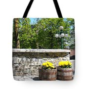 Garden View Series 09 Tote Bag