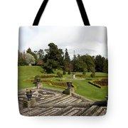 Garden View - Powerscourt Garden Tote Bag