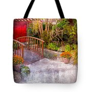 Garden View Series 25 Tote Bag
