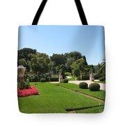 Garden Villa Ephrussi Tote Bag
