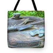 Gardener's Memorial Tote Bag