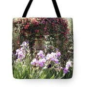 Gardens At Caesars Tote Bag
