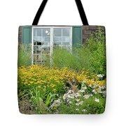 Gardens At The Good Earth Market Tote Bag