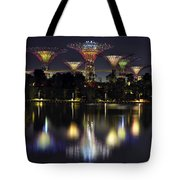 Gardens By The Bay Supertree Grove Tote Bag
