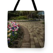 Gardens In The Park Tote Bag