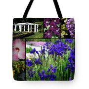 Gardens Of Beauty Tote Bag