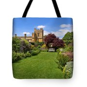 Gardens Of Sudeley Castle In The Cotswolds Tote Bag