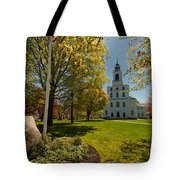 Gardens Of The First Parish Tote Bag