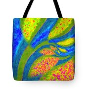 Gardens Of The Mind Tote Bag