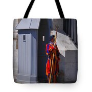 Gardes Suisses Tote Bag