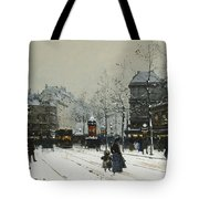 Gare Du Nord Paris Tote Bag