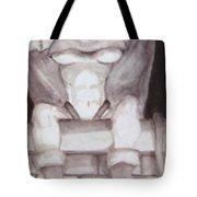 Garglin' Gar-goyle Tote Bag