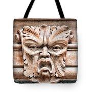 Gargoyle Head Helsingborg Tote Bag