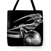 Gargoyle Hood Ornament 2 Tote Bag