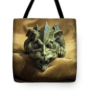 Gargoyle Or Grotesque Tote Bag