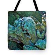 Gargoyles In Mangrove Tote Bag