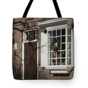 Garland And Wreaths Tote Bag