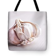 Garlic Bulb Tote Bag
