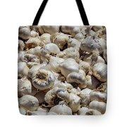 Garlic Harvest Tote Bag