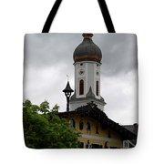 Garmisch Partenkirchen  Tote Bag