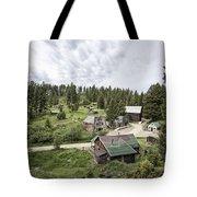 Garnet Ghost Town - Montana Tote Bag