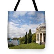 Garricks Temple To Shakespeare Tote Bag