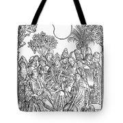 Gart Der Gesuntheit, 1485 Tote Bag