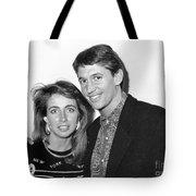 Gary Lineker Footballer Tote Bag