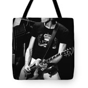 Gary Pihl Rocking Out In 1978 Tote Bag