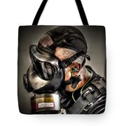 Gas Gas Gas Tote Bag by David Morefield