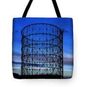 Gas Holder  Tote Bag